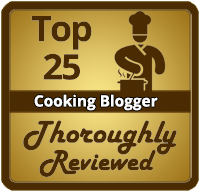 Top 25 Cooking Blogs