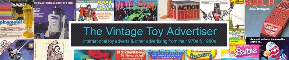 The Vintage Toy Advertiser
