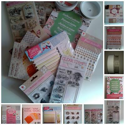 1000 Post - Candy bei bitavin's Bastel-Blog :)
