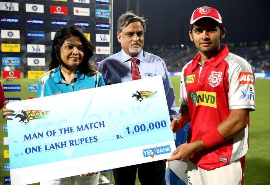 Manan-Vora-Man-of-the-Match-PWI-vs-KXIP-IPL-2013