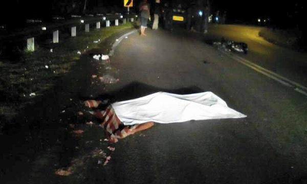 Remaja maut motosikal terlibat kemalangan dengan lori di Bukit Mertajam