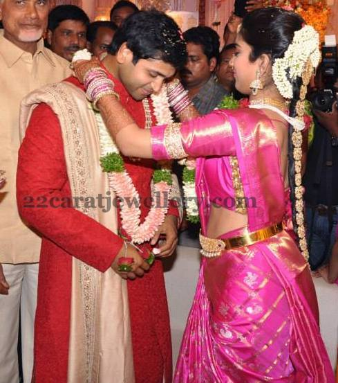 Revanth Reddy Daughter Engagement