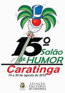 15º Salão de Humor de Caratinga / 2019