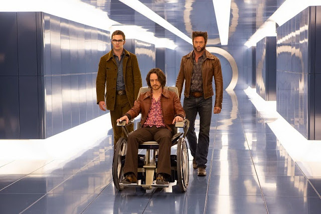 X-Men Days of Future Past movie still