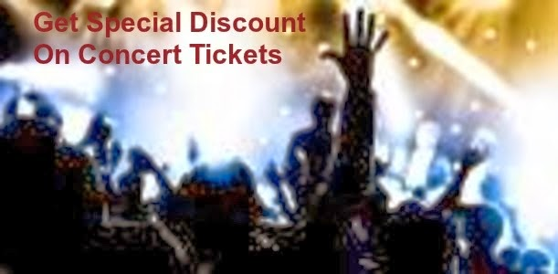 Concert Tickets Available