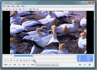 Machete Lite: Join, Cut, Move, Mix, and Insert Video File In AVI & WMV Files