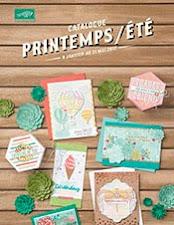 Catalogue saisonnier Printemps/été