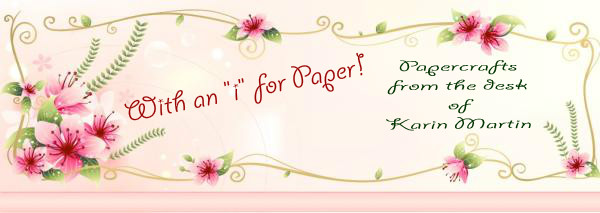 "With an ""i"" For Paper- Test Blog"