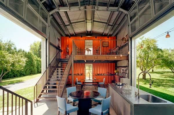 A Shipping Container Costs About $2,000. What These 15 People Did With That Is Beyond Epic - *jaw drops*