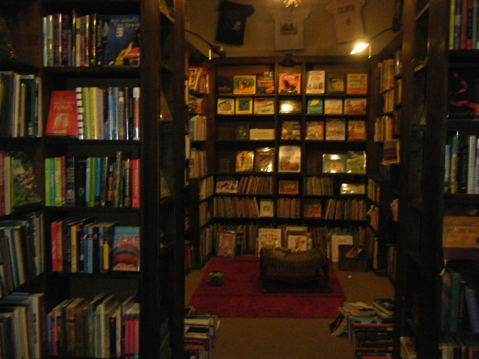The Most FABULOUS Used Book Store I Have Ever Been In It Has More Books Than Any