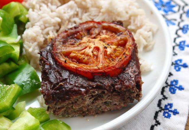 Pork lamb meatloaf recipe
