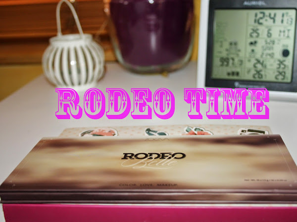 REVIEW | ZOEVA Rodeo Belle Palette + Swatches