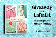 Giveaway hos Laralil