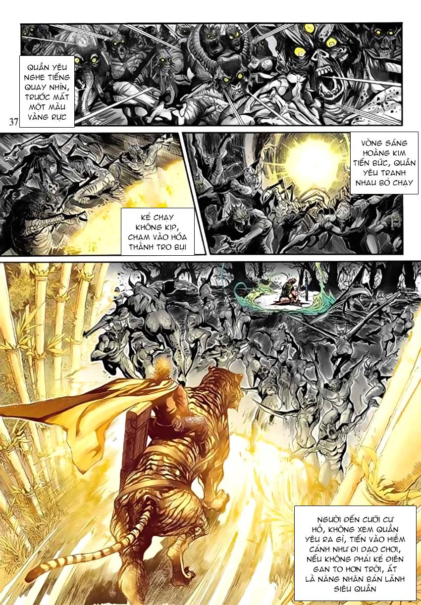 Thần binh huyền kỳ 3 - 3.5 Chapter 77 - Hamtruyen.vn