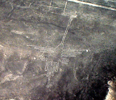 Nazca lines, hummingbird, ancient flight, ancient man, mystery, Nasca, Peru