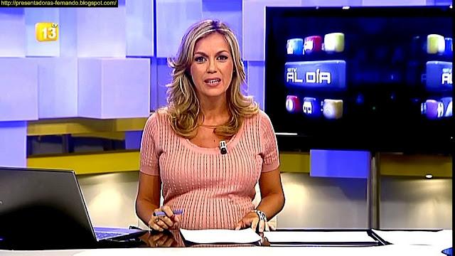 Maria Rodriguez-Vico  embarazada
