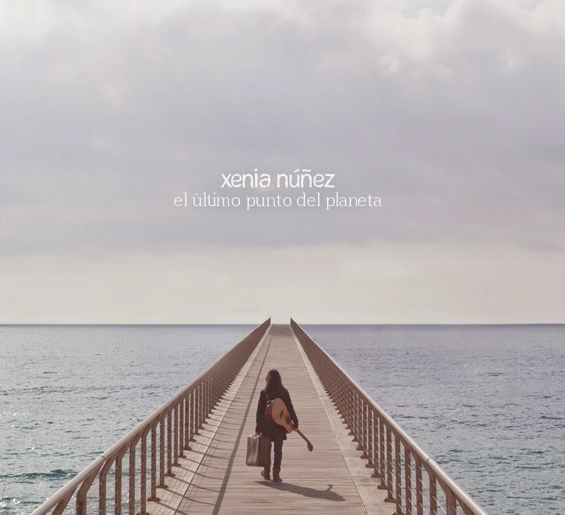 Xenia Núñez El Último punto del planeta disco