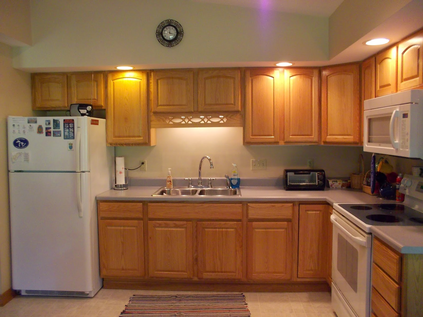 You can cook in the fully stocked kitchen at the Hutch, a bed and breakfast in Hillsdale, Michigan.
