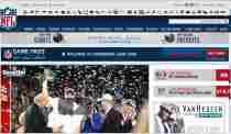 Super Bowl 2012 NFL.com Final Superbowl 2012 New York Giants vs New England Patriots