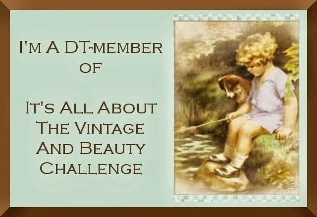 DT-jäsen / DT member: It's all about the Vintage and Beauty