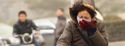 Pollution et purificateur d'air