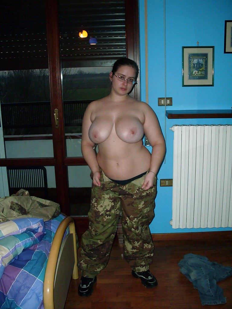 Huge titted chubby girls