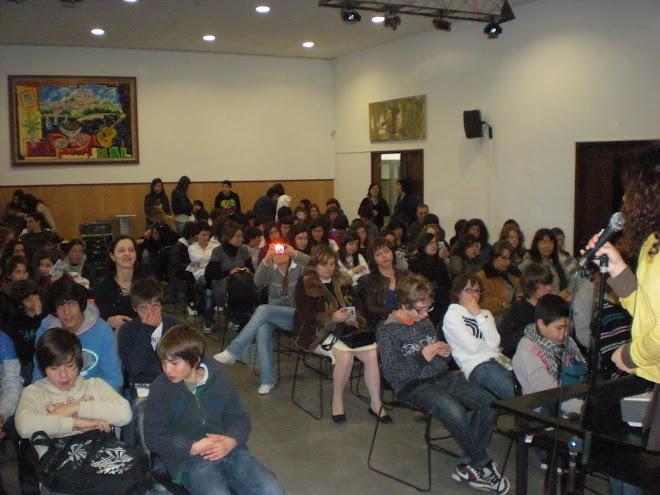 Biblioteca Municipal de Coimbra - 1 de Março de 2011