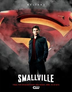 Torrent Série Smallville 2011 Dublada 720p Bluray BRRip HD completo