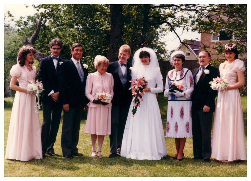 Kennedy school wedding