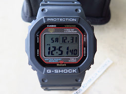 CASIO G-SHOCK GB-5600AA - BLUETOOTH - SEMI SQARE CASE