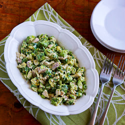This Chicken and Avocado Salad with Lime and Cilantro that my sister ...