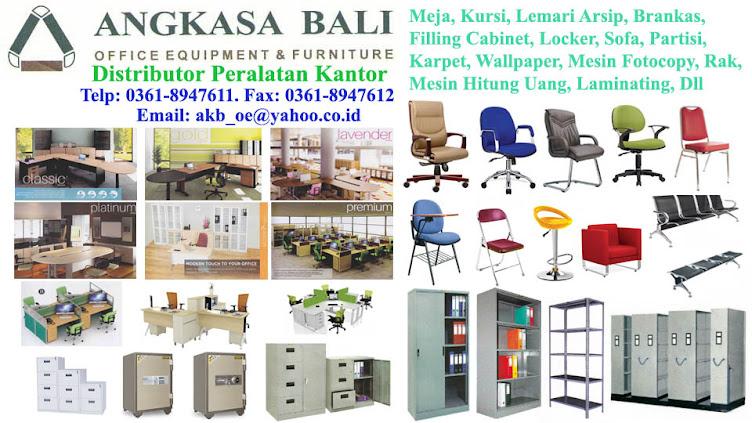 Jual Furniture Alat Kantor Meja Kursi Kantor Lombok