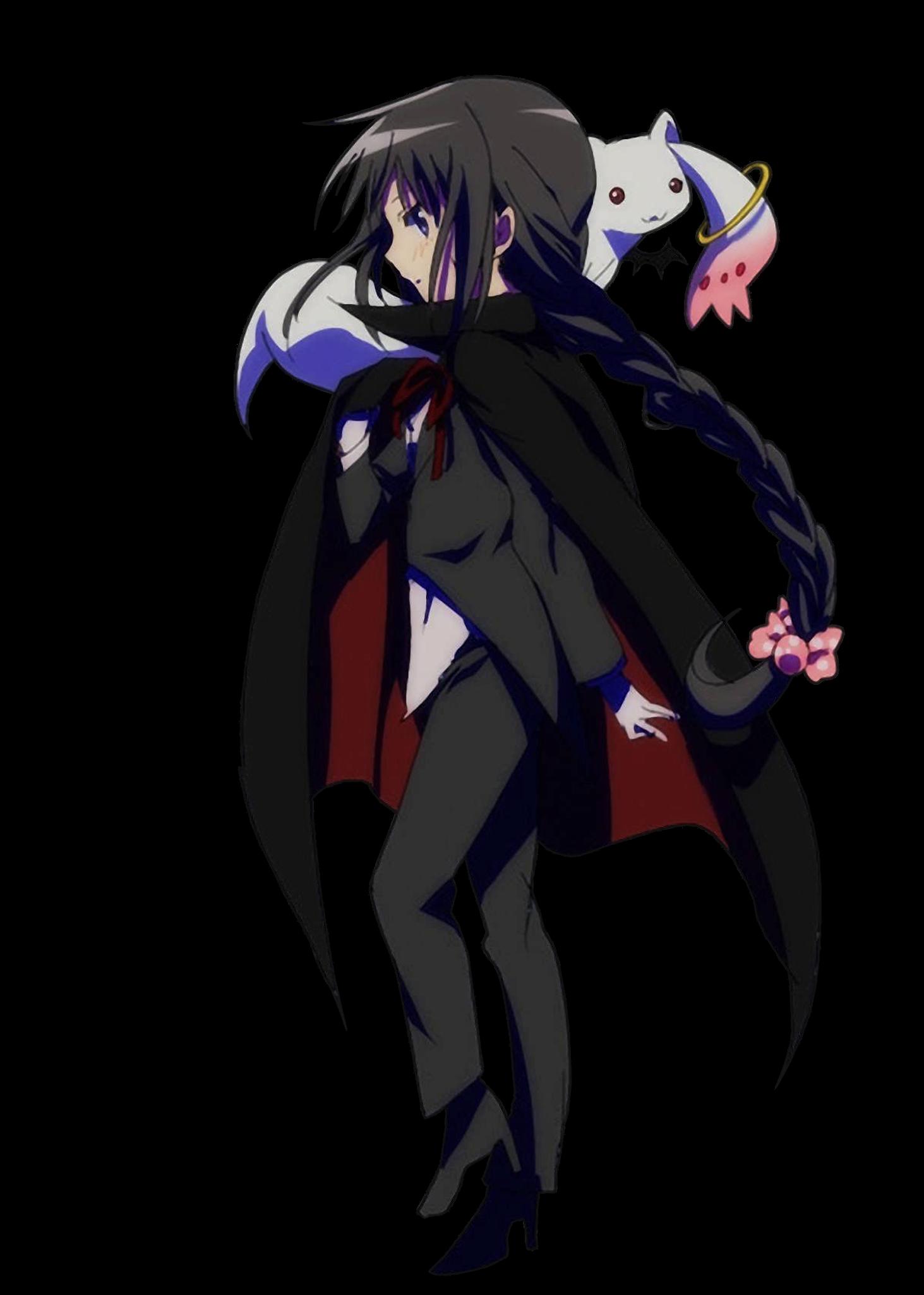 Madoka Magica - Akemi Homura Halloween