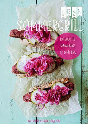 GRØN SOMMERGRILL, din guide til sommerens grønne BBQ