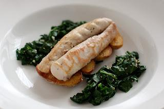 házi nyúl hús nyúlgerinc filé nyúlfilé spenót paraj fokhagyma gyömbér szezám mag szezámmag főtt sült újkrumpli újburgonya burgonya krumpli