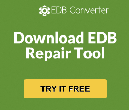 Download Free EDB Repair Tool