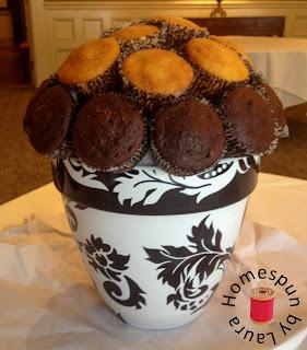 cupcake bouquet diy