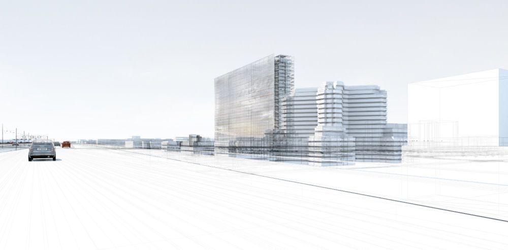 A f a s i a ateliers jean nouvel - European patent office rijswijk ...