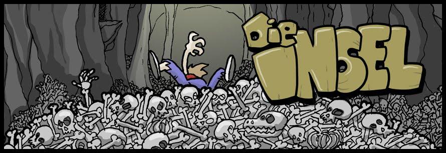 Die Insel - Webcomic