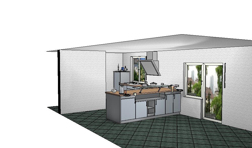 unser hausbau k chenplanung. Black Bedroom Furniture Sets. Home Design Ideas