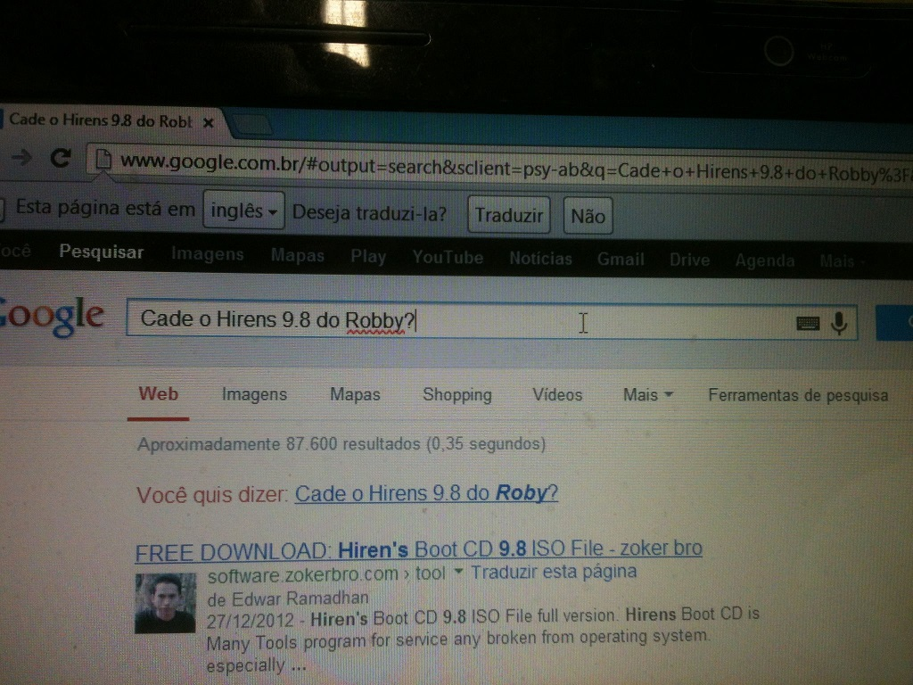 google procura hirens boot 9 8 robby
