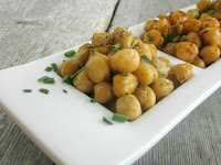 A Trio of Spiced Chickpeas