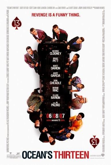13 Tên Cướp Thế Kỉ - Oceans Thirteen (2007)