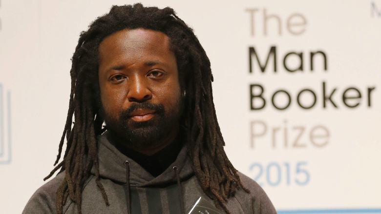 Marlon James Winner of the Man Booker 2015