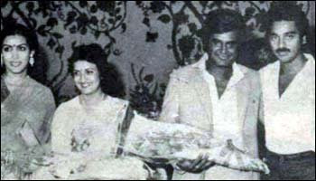 Rajinikanth's Rare Photos