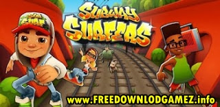PC GAME Subway Surfers (2013) FULL VERSION