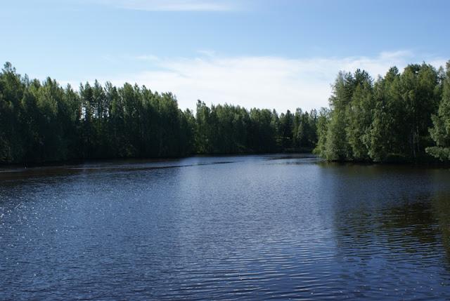 pitkämönjärvi, kesämökki, rantasauna