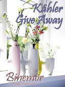 Giveaway hos Binemor