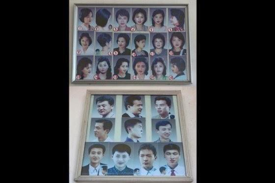 Cortes de pelo permitidos en Corea del Norte