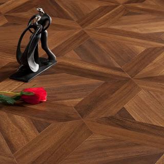 Rose Wood Furniture Parquet Laminate Flooring